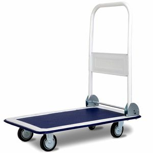 330lbs Platform Cart Dolly Folding Foldable Moving Cart Warehouse Push Hand Truck New for Sale in Chino Hills, CA