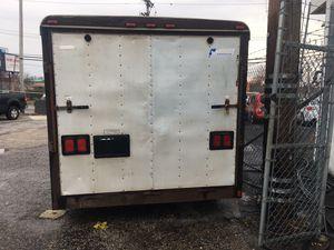 Trailer serrada 7x14 for Sale in Baltimore, MD