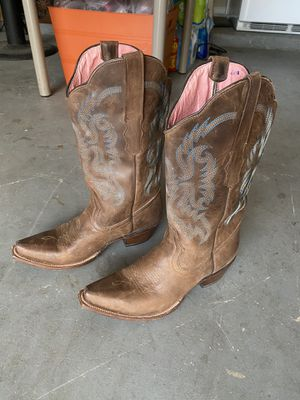 Women Cowboy boots for sale for Sale in San Antonio, TX