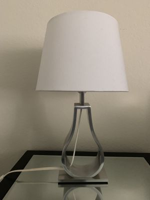 IKEA Table Lamp and Shade for Sale in Alexandria, VA