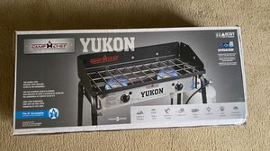 Brand New YUKON Camp Chef Outdoor Stove for Sale in Newport Beach, CA