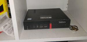 Lenovo m910q desktop computer for Sale in Warren, MI