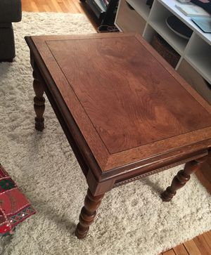 Handmade rustic coffee table for Sale in New York, NY