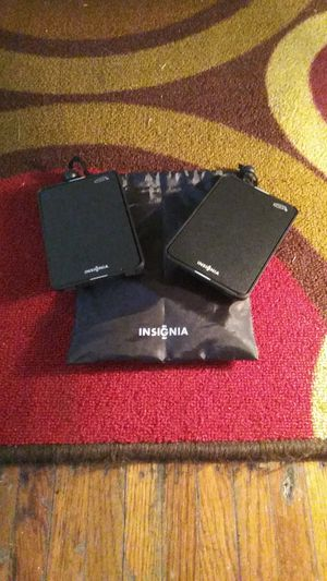 Insignia computer or phone speakers for Sale in Rochester, NY