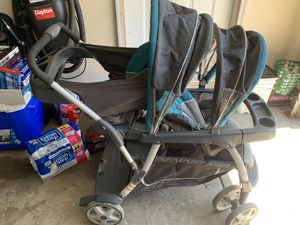 Graco ready to grow double stroller for Sale in Gurnee, IL