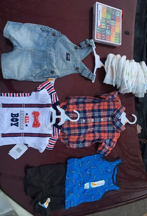 Baby clothes new for Sale in White Plains, MD