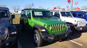 2019 Jeep Wrangler Unlimited Sport 4x4 for Sale in Warner Robins, GA