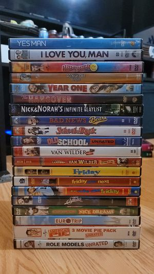 20 movie bundle (comedy) for Sale in Alhambra, CA