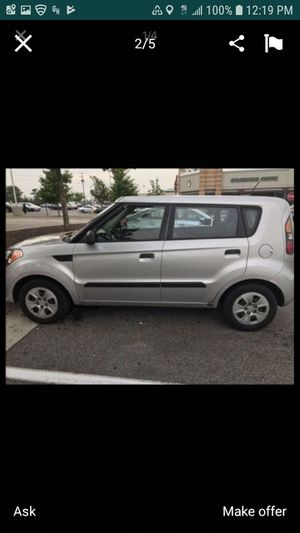 2010 Kia soul manual miles187759 very nice car runvererygoodclearltle {contact info removed} for Sale in Falls Church, VA