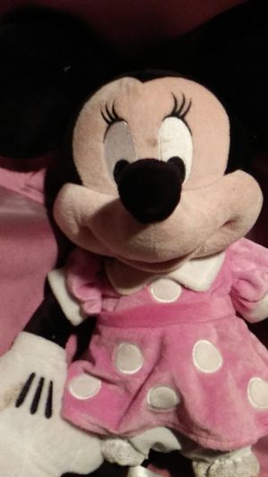 Lightly used mini mouse stuffed animal for Sale in Oakland, CA