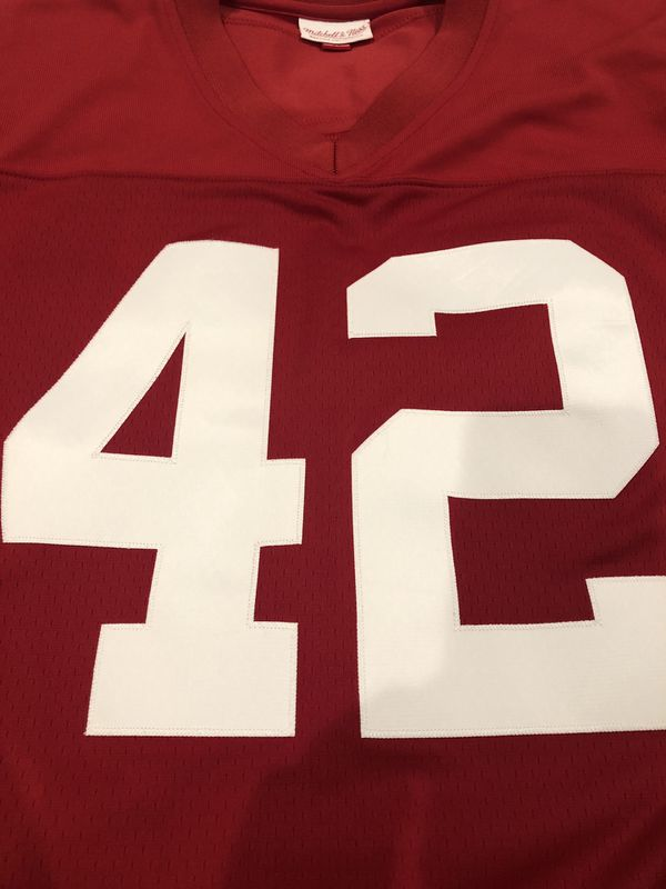 49ers Mitchell And Ness Ronnie Lott Jersey size XL