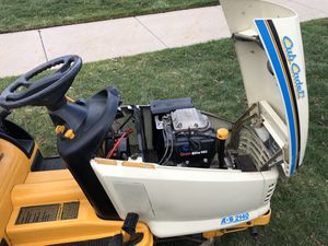 Cub Cadet riding lawnmower lawn mower for Sale in Seattle, WA