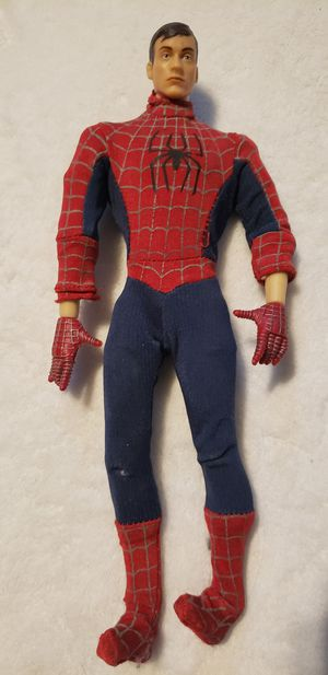 Spiderman action figure collectible for Sale in Moreno Valley, CA