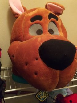 Scooby Doo Mascot Head Rubie's Costume Mask for Sale in Waco,  TX