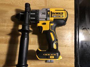 Dewalt 3 speed 20v brushless hammer drill (tool only) 120 firm in N Lakeland for Sale in Lakeland, FL