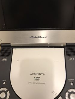 Eddie Bauer Portable DVD Player for Sale in Littleton,  CO