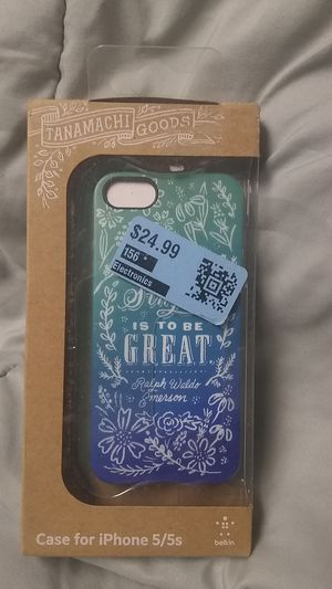 iPhone 5/5s case for Sale in Bessemer, AL