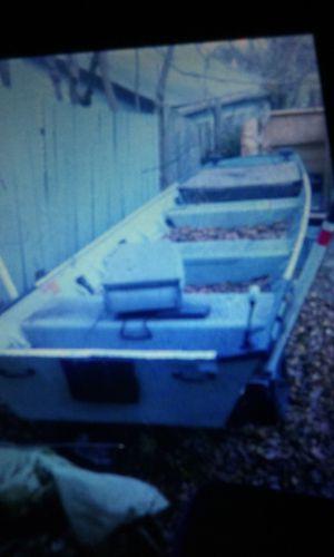 1995 custom jon boat for Sale in St. Louis, MO