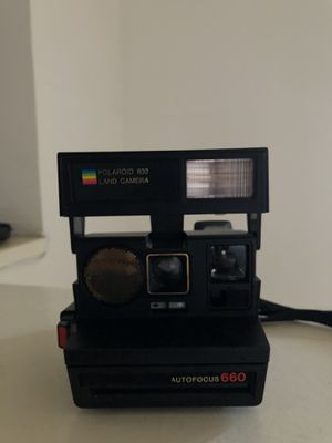 Polaroid 660 land camera for Sale in San Diego, CA