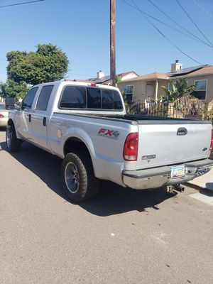 2005 ford f250. 6.0 turbo diesel 4x4 for Sale in San Diego, CA
