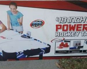 Air Hockey table for Sale in Bryan, TX