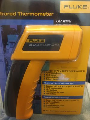 Infrared thermometer. for Sale in Los Angeles, CA