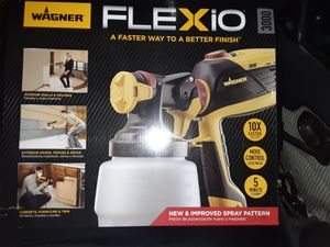 Wagner Flexio ind outdoor paint sprayer for Sale in Inglewood, CA