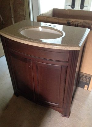 Vanity with top for Sale in Garfield Heights, OH