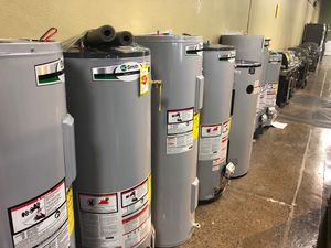 Electric & Gas Water Heaters for Sale in Dallas, TX
