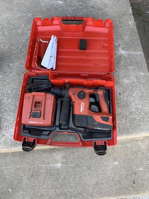 Hilti hammer drill for Sale in Lakewood, CA