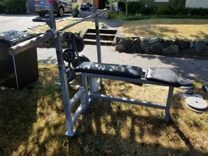 Free Weightlifting Bench for Sale in Seattle, WA