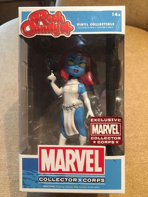 Funko X-Men Mystique Marvel Collector Corps Vinyl Collectible Action Figure for Sale in Bellevue, WA