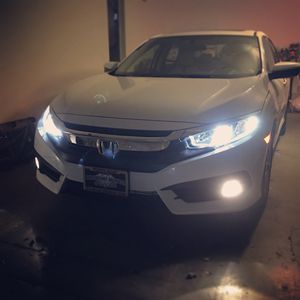 Car led headlights kit leds kits are super bright lights H1 H7 H8 H9 H10 H11 9003 9005 9006 9007 H13 880 9145 9140 5202 for Sale in Ontario, CA