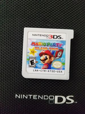 Mario Party Island Tour Nintendo 3DS used for Sale in Hialeah, FL