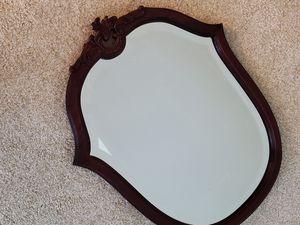 Vintage beveled mirror for Sale in Orlando, FL