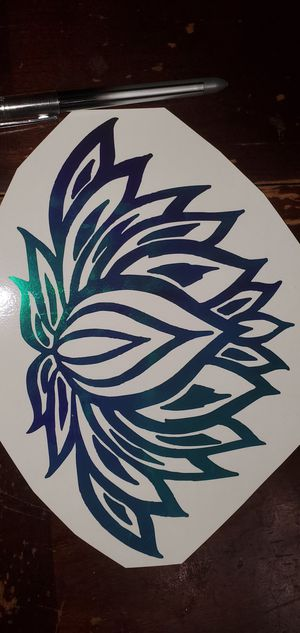 Green holographic locus for Sale in Prineville, OR