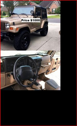ֆ1OOO Jeep Wrangler for Sale in El Monte, CA
