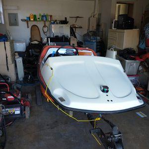 Mini Speed Boat And Trailer 1500 Obo for Sale in DeLand, FL