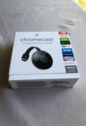 Google Chromecast and Google Home Mini for Sale in Tampa, FL