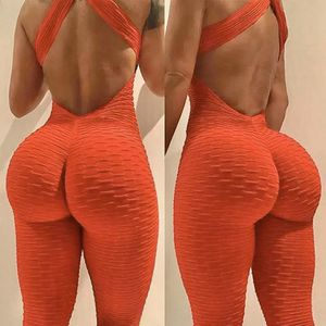 Sexy Bright Orange-Red workout Yoga Jumpsuit for Sale in Washington, DC