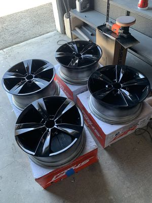 Bmw rims e46 for Sale in Oceanside, CA