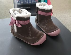 Baby / toddler girl Stride Rite Boots for Sale in Norfolk, VA