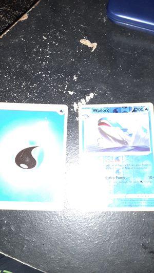 Wailord Pokemon card for Sale in Phoenix, AZ