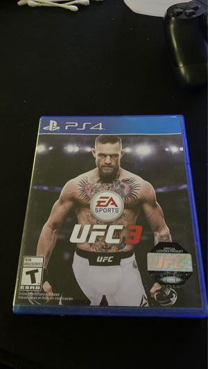 3$ ufc 3 for Sale in Trumansburg, NY