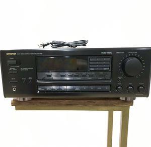 ONKYO TX-SV515PRO Audio Video Tuner Surround Power Amplifier for Sale in Dumfries, VA