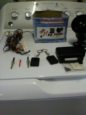 Excalibur alarm system for car or truck for Sale in Kingsport, TN