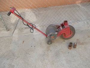 Trailer Mover Model PC-2 Power Caster ($900 Firm) for Sale in Bell Gardens, CA