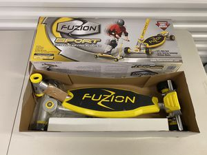Fuzion Sport 4 Wheel Carving Scooter - New in Box for Sale in North Wales, PA