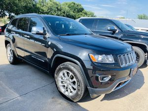 2015 Jeep Grand Cherokee 4x4 Limited for Sale in Arlington, TX