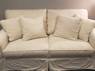 Arhaus Baldwin Slipcover Sofa for Sale in Pittsburgh,  PA